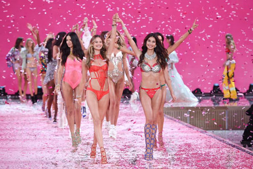 victoria's secret show 2015 gay hut hang vi mo nhat - 12