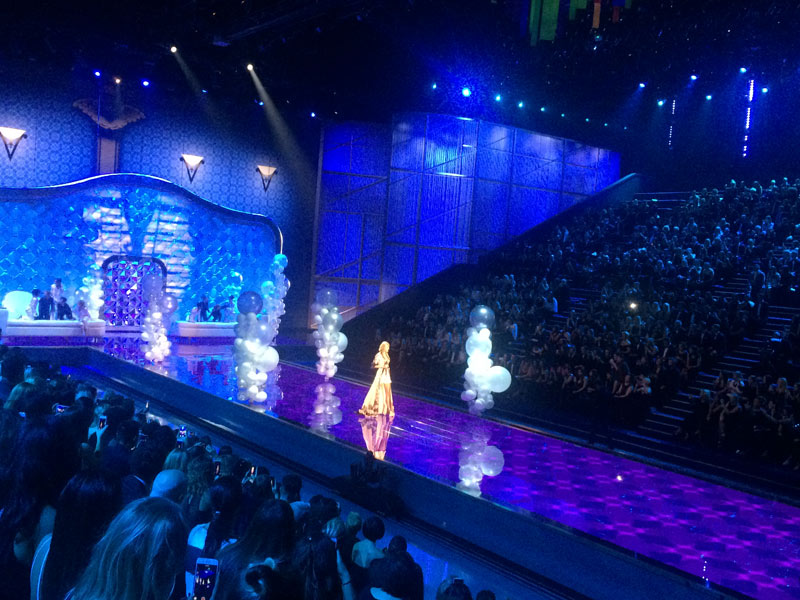 victoria's secret show 2015 gay hut hang vi mo nhat - 14