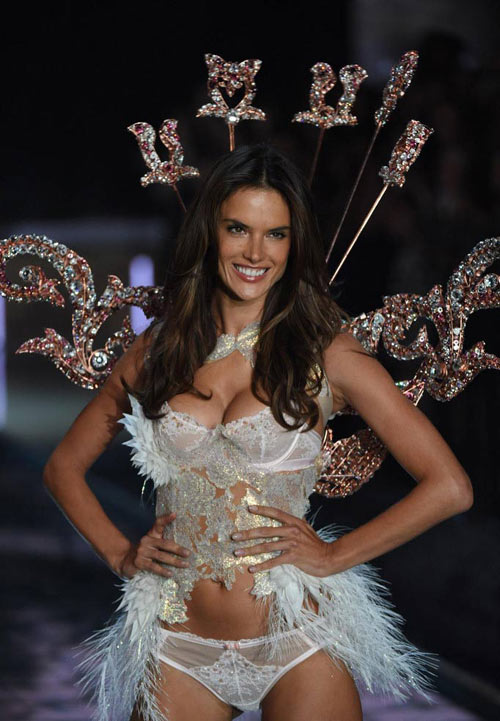 victoria's secret show 2015 gay hut hang vi mo nhat - 4