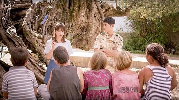 song hye kyo dep trong sang hau truong phim moi - 1