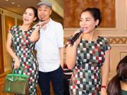 Người nổi tiếng - Thu Minh xách túi 700 triệu đi dự sự kiện