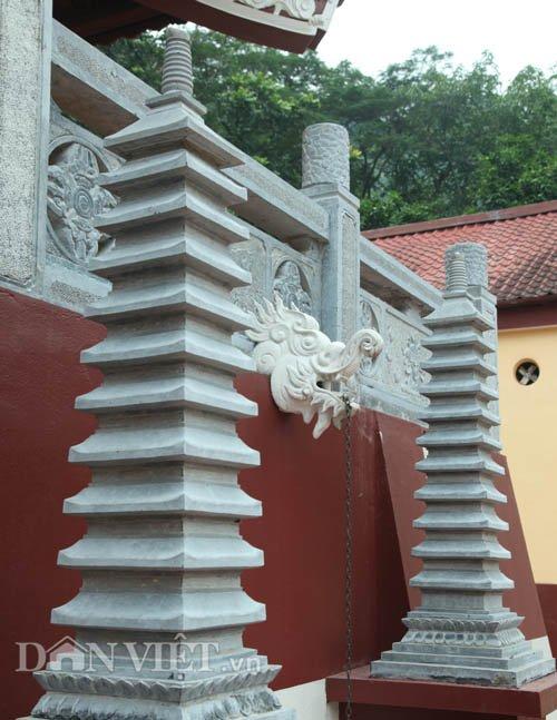 cong trinh lai cang sung sung tai chua huong hoa ra… khong phep - 4