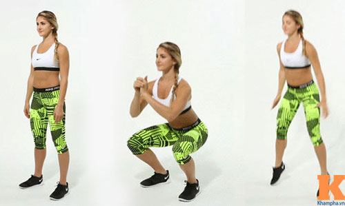 12 tu the squat cho vong ba no nang sau mot thang - 6