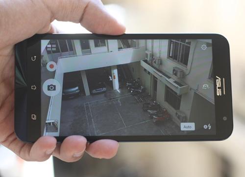 danh gia asus zenfone 2 laser: camera lay net nhanh, giao dien de dung - 3
