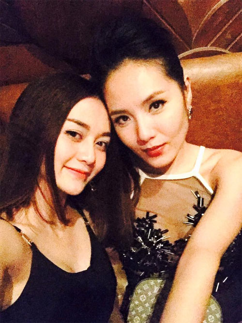 "angela phuong trinh phot lo scandal hon ""canh sat dep trai"" - 9"