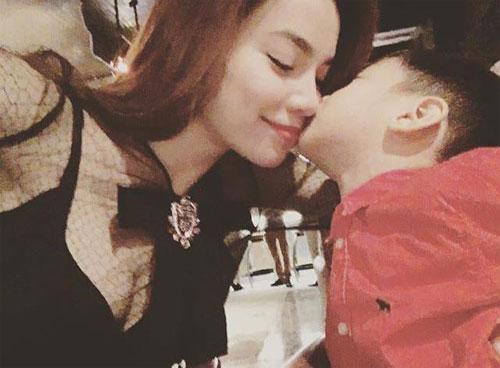 "angela phuong trinh phot lo scandal hon ""canh sat dep trai"" - 6"