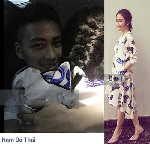 "angela phuong trinh phot lo scandal hon ""canh sat dep trai"" - 1"