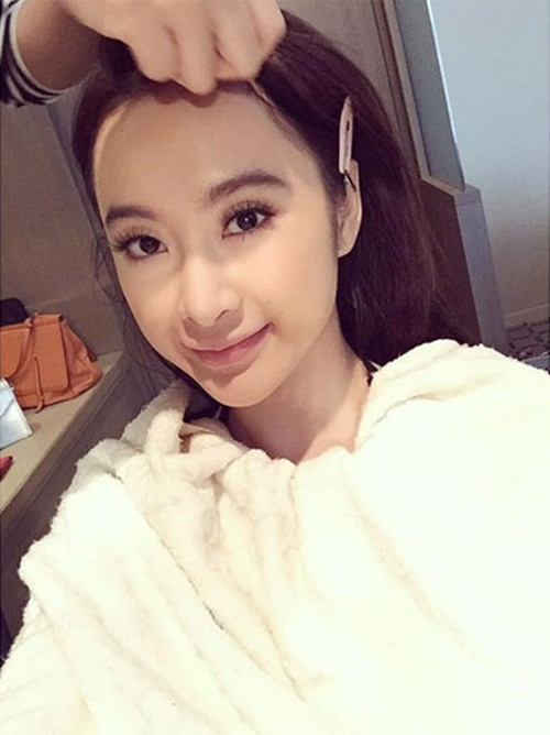 "angela phuong trinh phot lo scandal hon ""canh sat dep trai"" - 3"