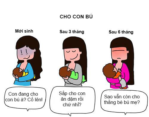 """chuyen """"do khoc, do cuoi"""" chi me bau moi hieu - 12"""