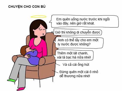 """chuyen """"do khoc, do cuoi"""" chi me bau moi hieu - 4"""