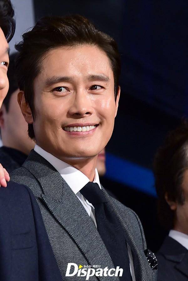 lee byung hun tuoi roi, banh bao trong buoi ra mat phim - 2