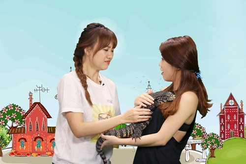 "hari won tho lo ve tinh dau ""ba dao"" nam 17 tuoi - 17"