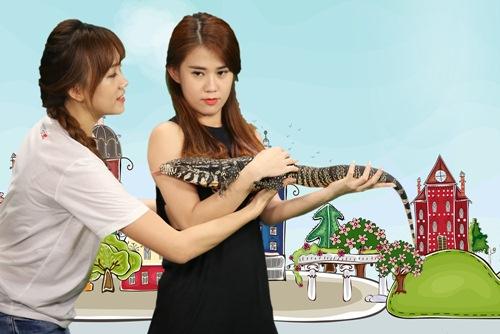 "hari won tho lo ve tinh dau ""ba dao"" nam 17 tuoi - 18"