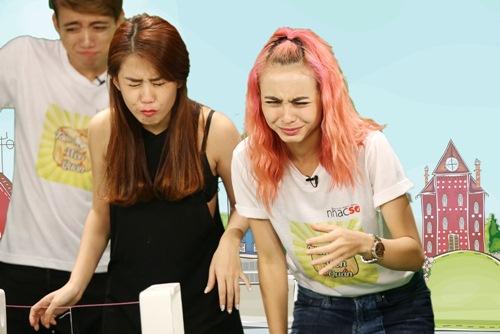 "hari won tho lo ve tinh dau ""ba dao"" nam 17 tuoi - 20"