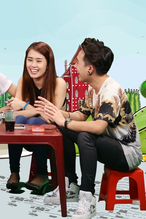 "hari won tho lo ve tinh dau ""ba dao"" nam 17 tuoi - 8"