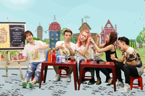 "hari won tho lo ve tinh dau ""ba dao"" nam 17 tuoi - 11"