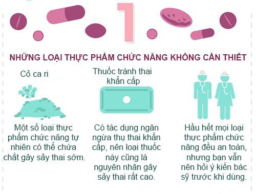 'diem danh' nhung thuc pham cam ky voi me bau - 3