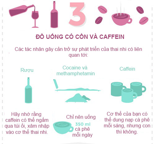 'diem danh' nhung thuc pham cam ky voi me bau - 5