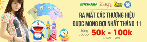 tang coupon 100.000d chao don cac gian hang moi tai deca - 1