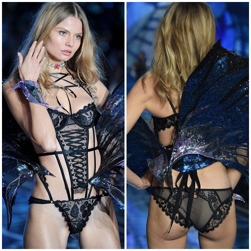 """ty le vang"" it biet ve co the cua thien than victoria's secret - 7"