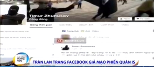 tran ngap trang facebook gia mao phien quan is tai viet nam - 1