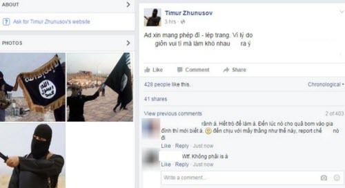 xuc pham is tren mang: dung nhay vao o kien, rung guom! - 2