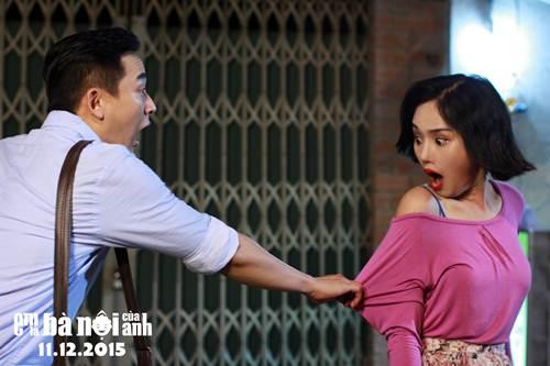 """miu le - ba gia """"ba dao"""" mang nhan sac tuoi 20 - 9"""