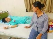 Tin tức - Phẫn nộ chồng đạp vợ làm thai nhi 35 tuần tuổi tử vong