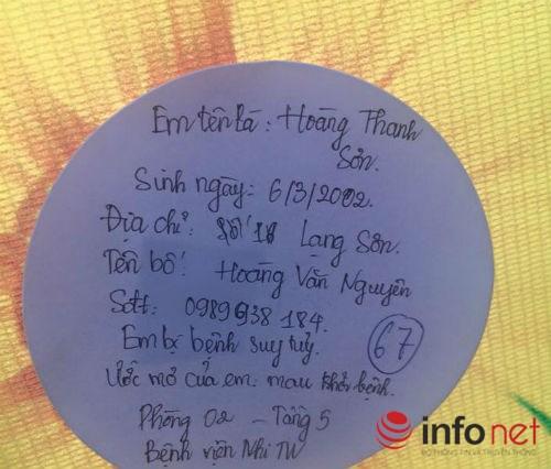 roi nuoc mat voi nhung mo uoc cua benh nhi ung thu - 2