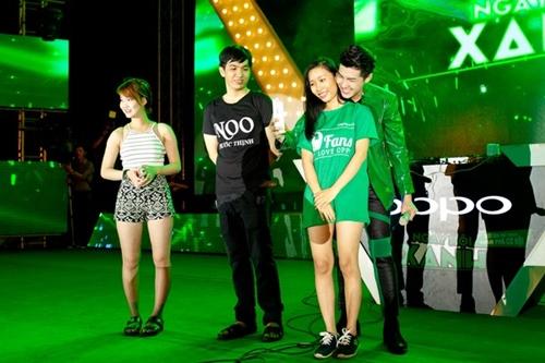 "noo phuoc thinh, hari won ""khuay dong"" 15.000 khan gia can tho - 2"