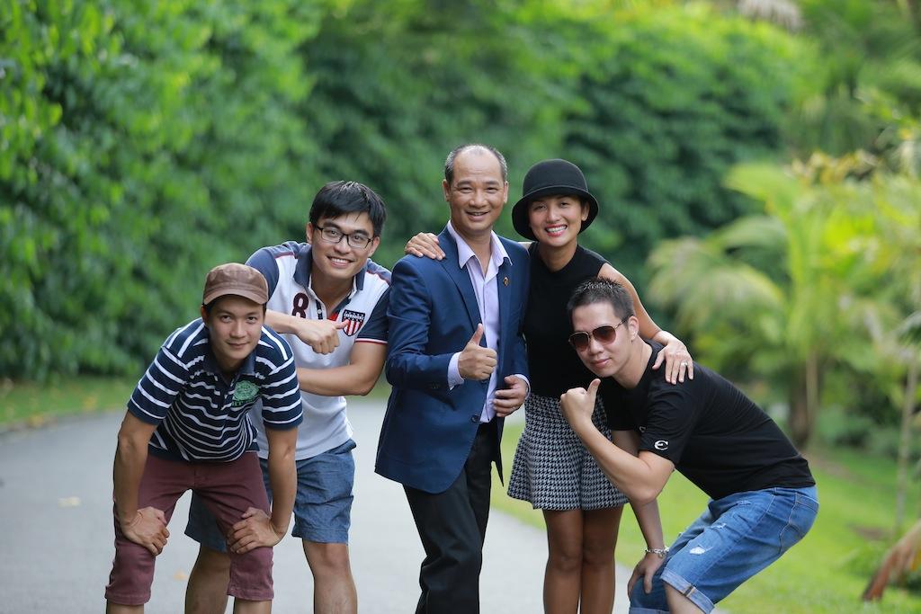 pham tuyet: khong the tin minh lai vao duoc top 4 masterchef - 1