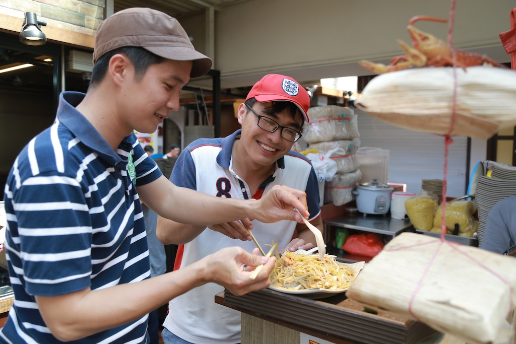 pham tuyet: khong the tin minh lai vao duoc top 4 masterchef - 7