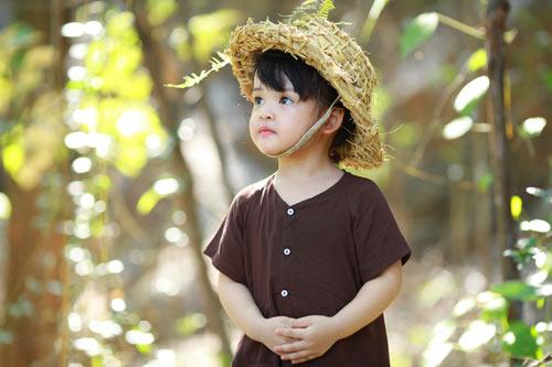 """ngam dan """"thanh nien xung phong nhi"""" tai nga ba dong loc - 12"""