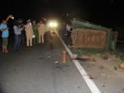 Tin tức - Kinh hoàng xe tải tông công nông, 5 người tử vong