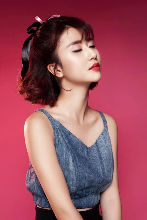 muon van kieu make-up vintage dep nhu mo cua  quynh anh shyn - 6