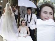 Làng sao - 7 điều đặc biệt trong đám cưới dưới mưa của HH Diễm Hương