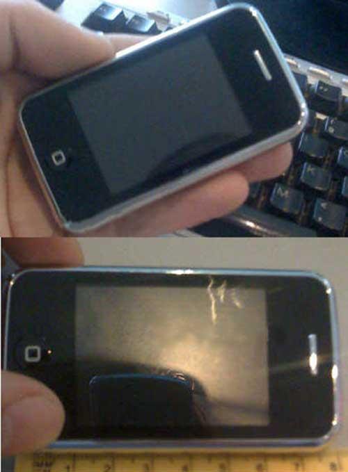 """4 chiec dien thoai nhai iphone """"tho"""" den kho tin - 3"""