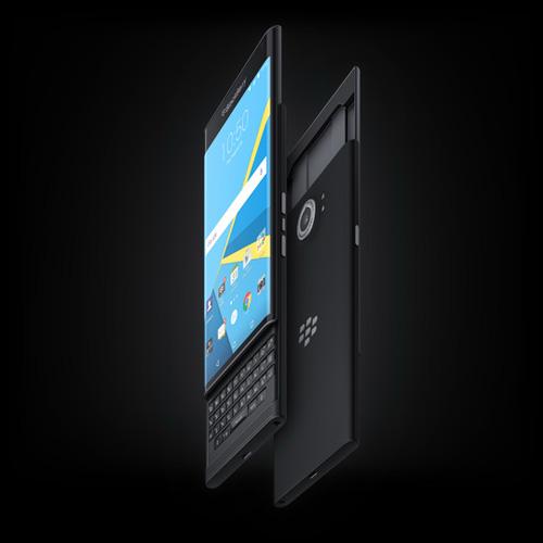 blackberry priv: smartphone bao mat cao - 1