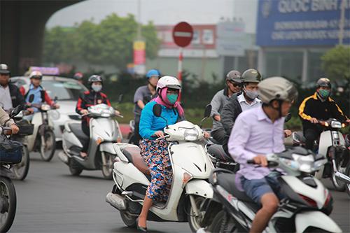"""nguoi dan """"kho so"""" di chuyen vi suong mu giang tu phia - 10"""