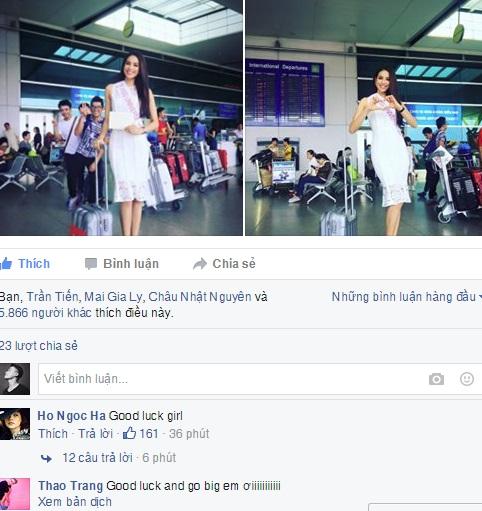 ho ngoc ha chuc pham huong may man tai hhhv 2015 - 2