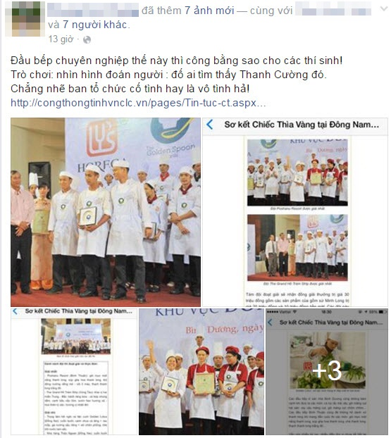 nghi van thi sinh top 3 masterchef vn la dau bep chuyen nghiep? - 5