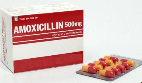 canh bao va thu hoi thuoc amoxycillin gia tren toan quoc - 1