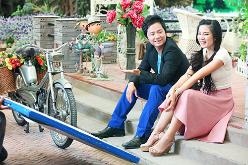 """duy truong lam moi hit """"nu cuoi biet ly"""" cua ngoc son - 3"""