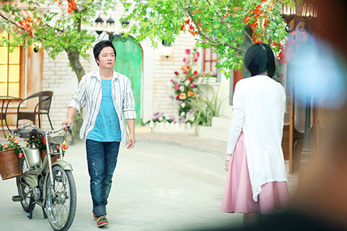 """duy truong lam moi hit """"nu cuoi biet ly"""" cua ngoc son - 6"""