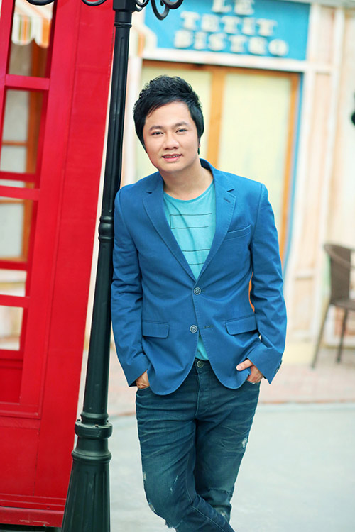 """duy truong lam moi hit """"nu cuoi biet ly"""" cua ngoc son - 1"""