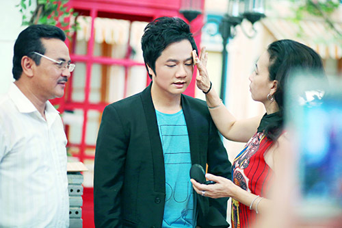 """duy truong lam moi hit """"nu cuoi biet ly"""" cua ngoc son - 2"""