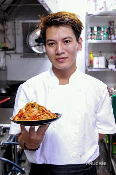 hot boy ban kim chi thu nhap 20 trieu/thang - 3