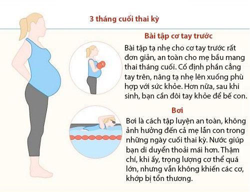 bai tap don gian cho me bau de sinh thuong - 3