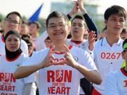 Tin tức - Nghìn người tham gia chạy ủng hộ bệnh nhân tim