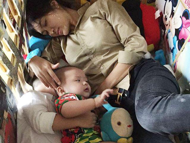 Hoa hậu trải lòng 2 lần làm single mom vì yêu đại gia có vợ